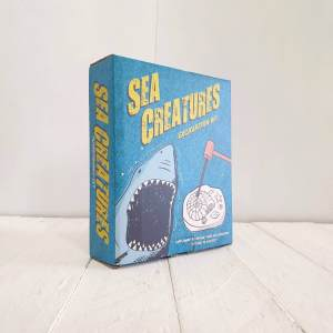 Sea Creature Excavation Kit by Rex of London
