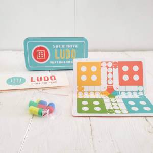 Travel Ludo by Rex of London
