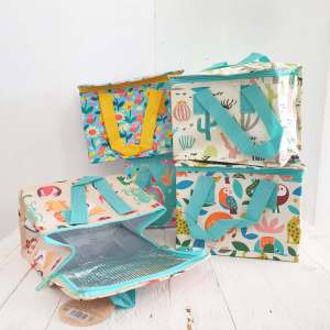 Recycled Lunch Bags by Rex of London
