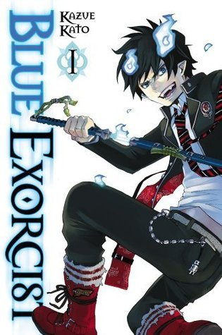 Blue Exorcist Vol. 1 (Library)