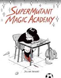 Supermutant Magic Academy (Library)