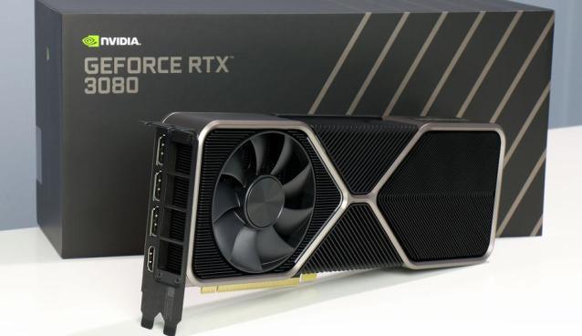 NVIDIA GEFORCE RTX 3080 LAPTOP GPU Gaming Performance Testing