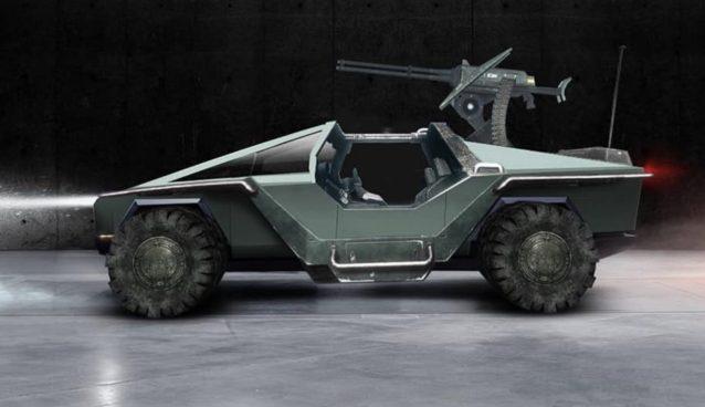 Xbox wants Elon Musk to bring Halo Desert Warthog to life