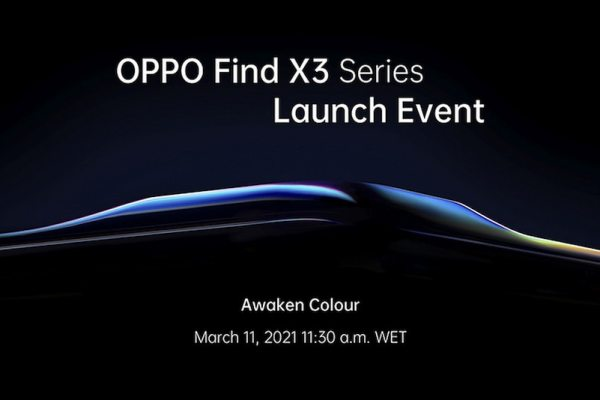 Powered by the Snapdragon 888 SoC, a billion-color display, the Oppo Find X3 Pro will be available globally on March 11