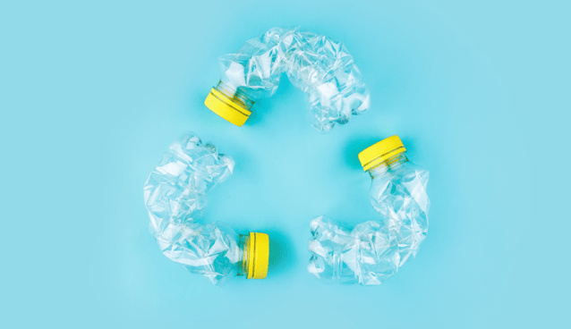A New Biodegradable Plastics: Solution of a Pollution