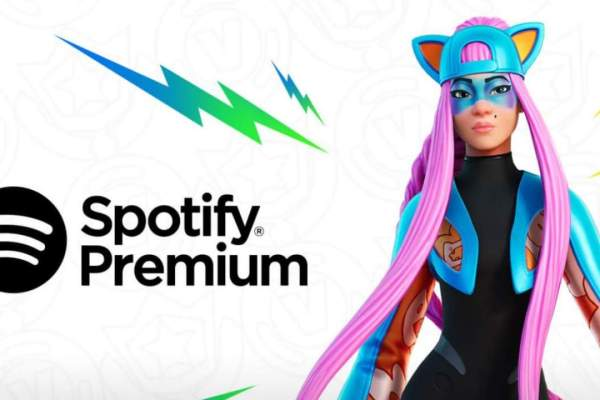 A spectacular Spotify team offers Fortnite Crew music bonuses