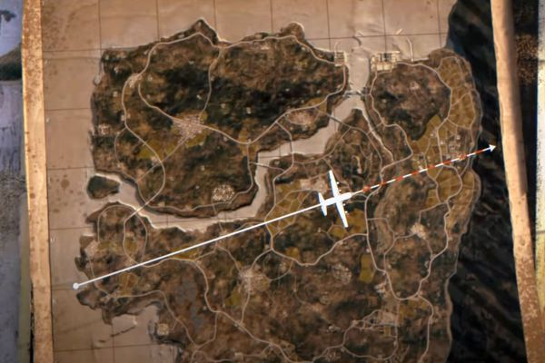 PUBG add a new map next month called Taego