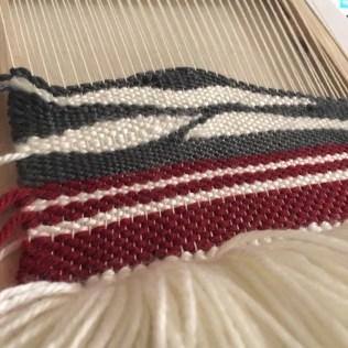 First Weave - Progress Details