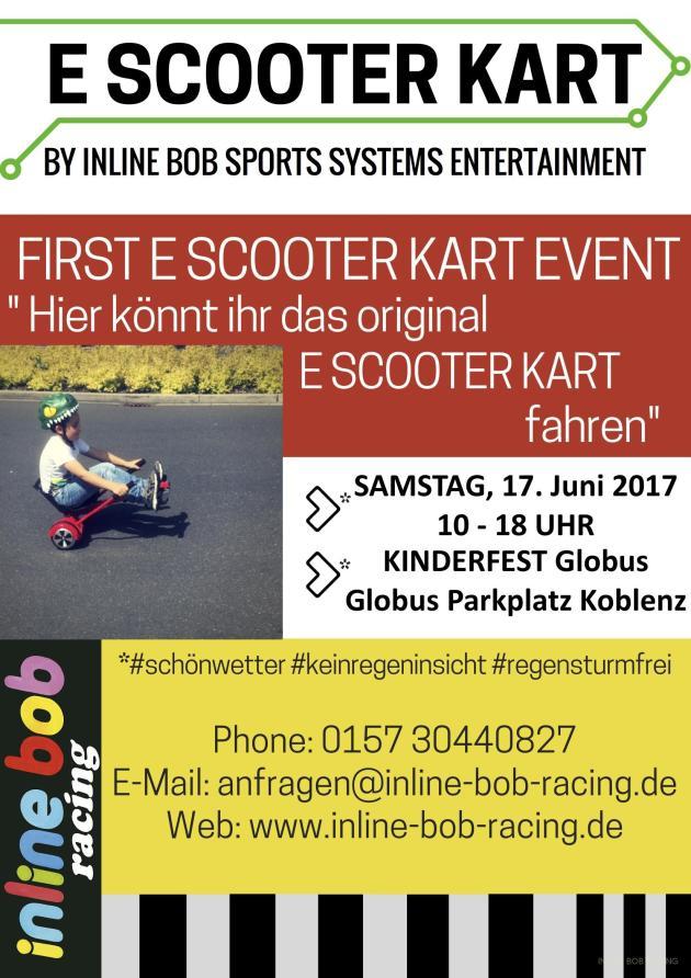Kinderfest Globus Parkplatz Koblenz am 17. Juni 10 - 18 Uhr