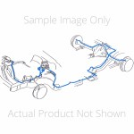 Factory 1965 Corvette Brake Line Kit Non Power 3 16 Car Truck Brakes Brake Parts Car Truck Brake Lines