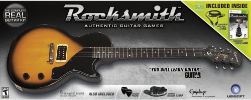 Rocksmith Guitar kit