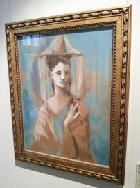 Пабло Пикассо. Московская галерея искусства стран Европы и Америки XIX-XX веков.