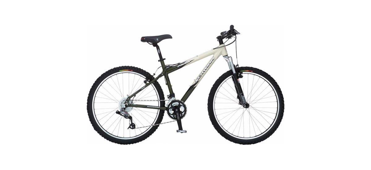 Про мой велосипед: Schwinn Mesa GS '06