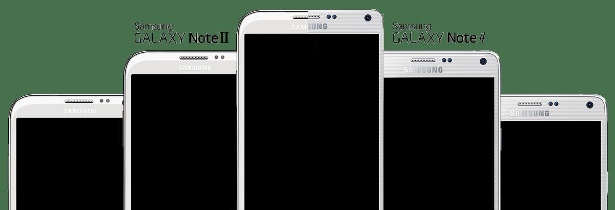 Кастомные прошивки на Samsung Galaxy Note 2