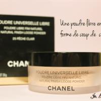 Chanel - Poudre Universelle Libre, mon teint en mieux