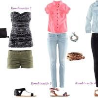 Proljetne modne kombinacije 2. dio + mini darivanje!