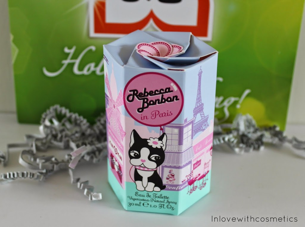 "Rebecca Bonbon ""In Paris"" Eau de Toilette"