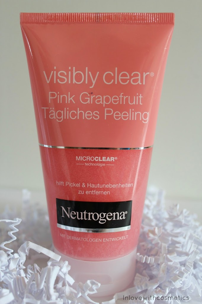 Neutrogena - Visibly Clear - Pink Grapefriut - Peeling
