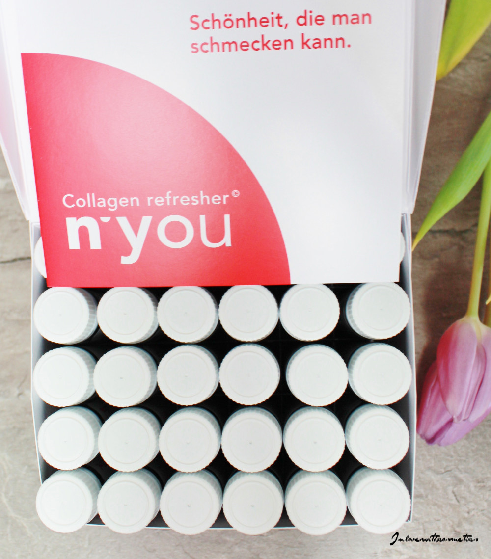 n-you collagen trinkampullen innere schönheit