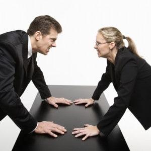 chronic arguing