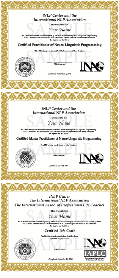 Life Coach Certification Online | ICF and IAPLC Approved ...