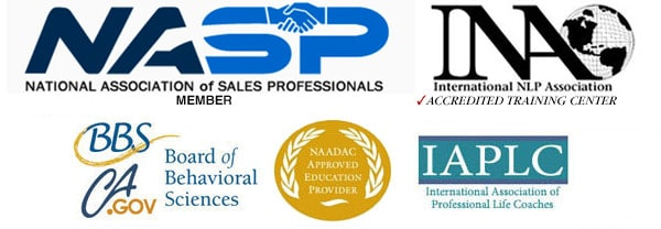 NLP Sales Trainig Accredited