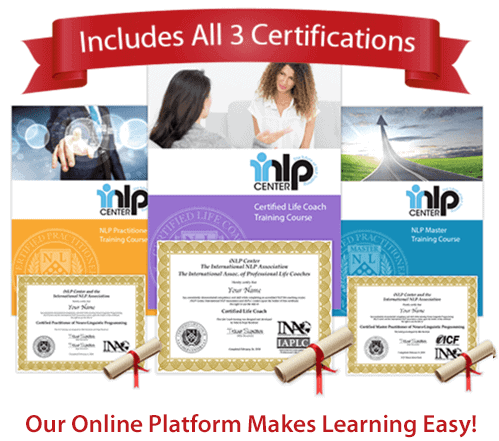 Life Coach Certification Online Training + NLP | ICF ...