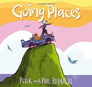 Going Places book signing Inly School