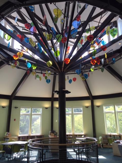 Montessori School Library Scituate MA