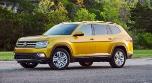 Wheels - Volkswagen Atlas
