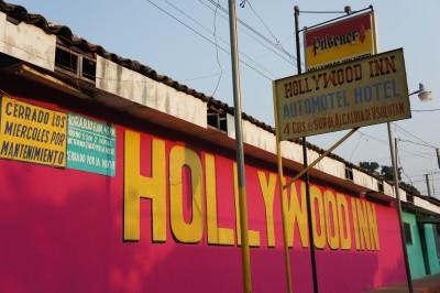 Sex hotel in El Salvador