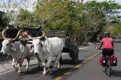 Cycling the backroads of Nicaragua