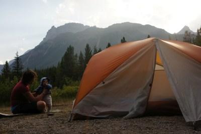 Silverhorn campground