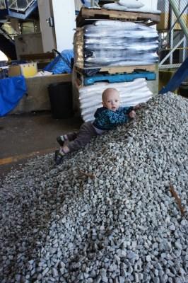 Rocks are a lot of fun