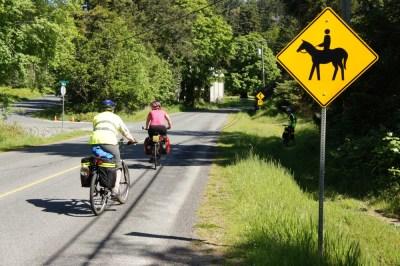 Great cycling on Gabriola Island