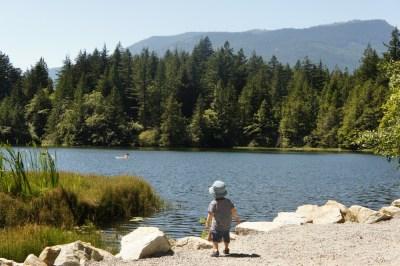 Murrin Lake near Squamish