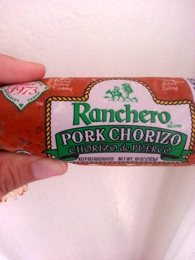 Pork Chorizo