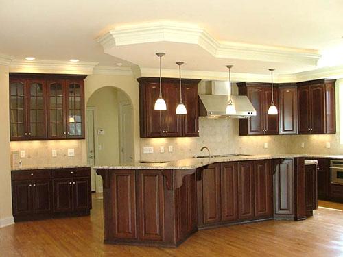 Home Kitchen Interior Design