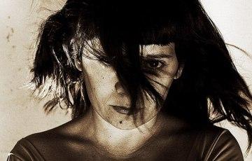 """Fotografía artística. Retrato de Joana Ortega. Por el artista """"enano malhecho"""""""