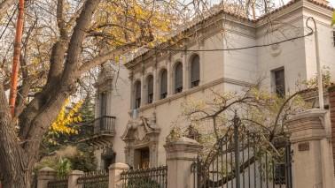 Otra vista de la Casa Arenas.
