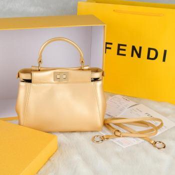 Fendi, una marca especializados en carteras pequeñas.