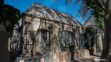 Otra imagen de la Casa Cubillos.