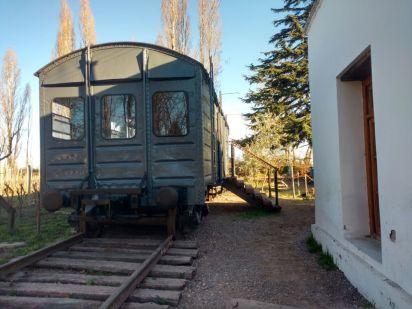 El vagón de Prímula