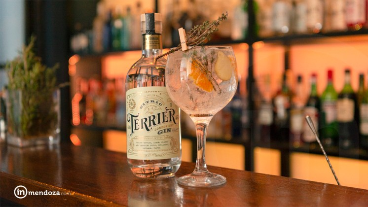 William Morris - Inmendoza gin tonic
