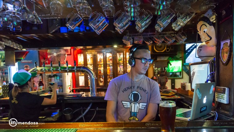 Irish Pub dj - Inmendoza