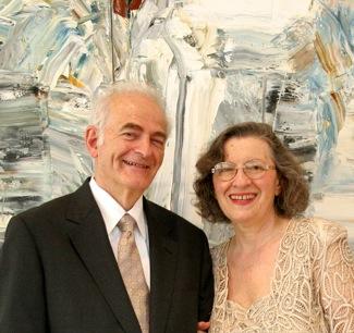 Bill and Harriet Mohr