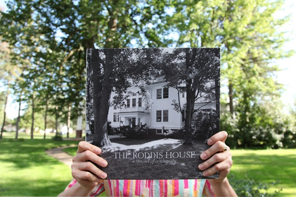 Roddis House by Gillian Bostock