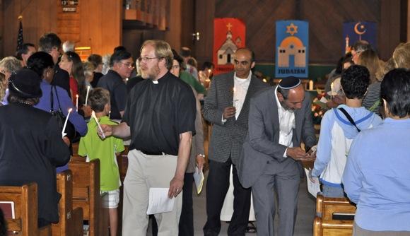 interfaith 9/11 remembrance service