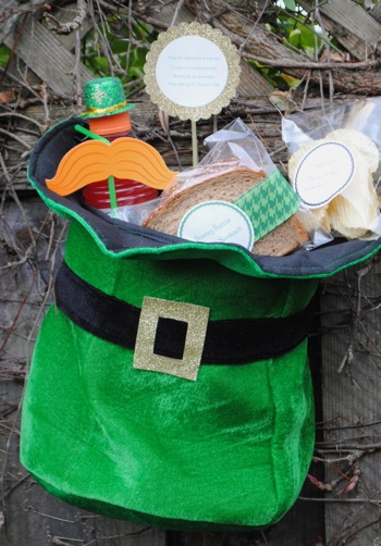 2012 Leprechaun lunch by Alexis Murphy