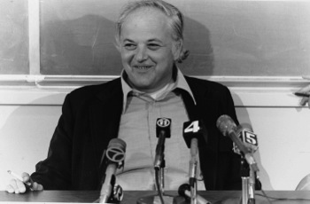 Burton Richter's Nobel Prize press conference